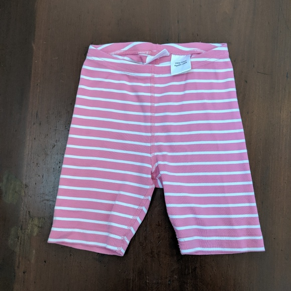 3970ed973a Hanna Andersson Bottoms | Shorts Pink Striped Play Or Sleep | Poshmark